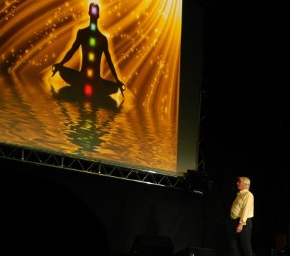 David Icke, Wembley Arena 2012