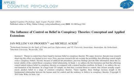 control paper